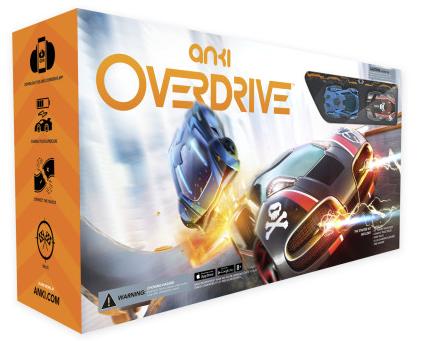 Anki Overdrive – die neue Form von Carrera Bahn