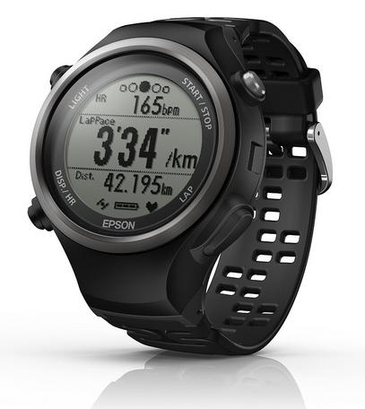 Epson Runsense SF-810 – GPS Sportuhr