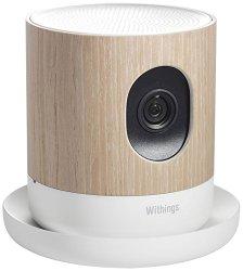 Withings Home: Überwachungskamera mit Luftqualitäts-Sensoren