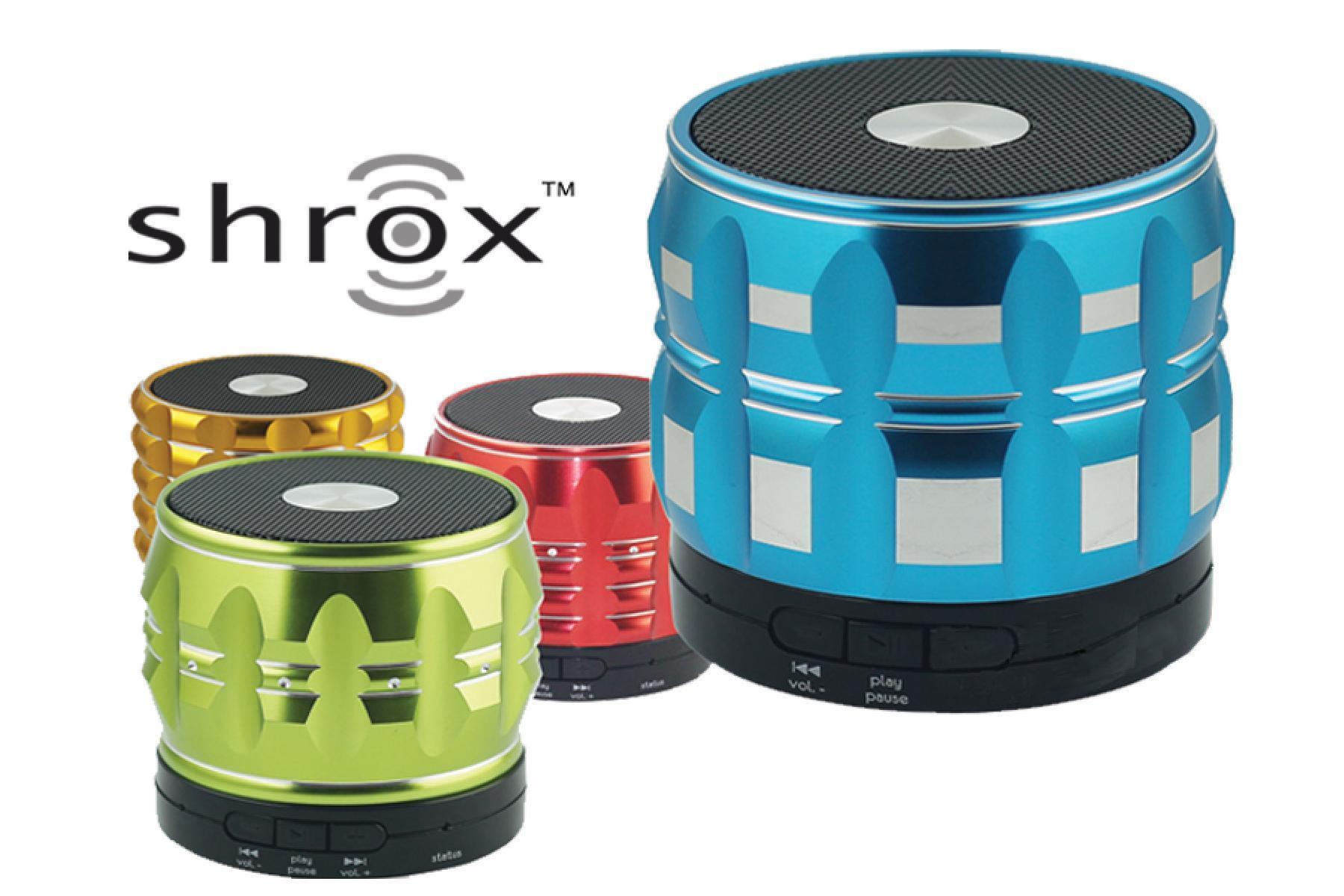Shrox Bluetooth Mini Lautsprecher