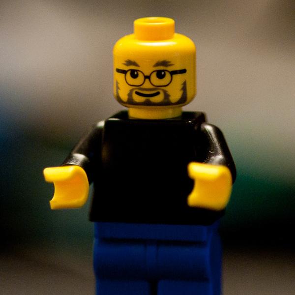 Promis als Lego-Figuren