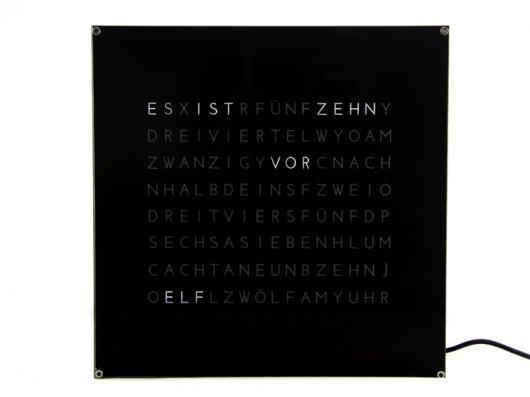 Clock THREEjr by WyoLum