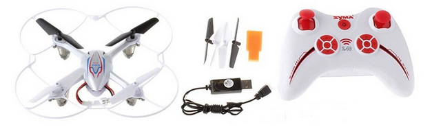 Quadcopter X11C Explorer PRO HD Edition